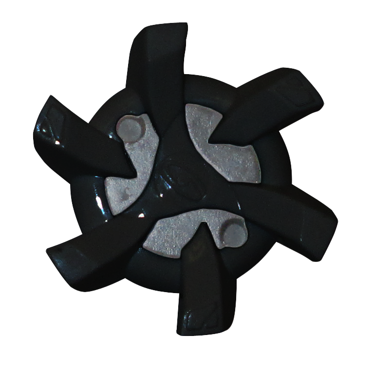 Softspikes Stealth Golf Cleats (PINS) | Black/Grey