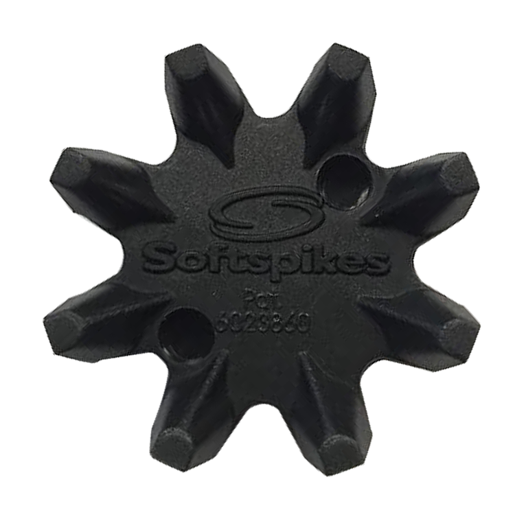 Softspikes Black Widow Golf Cleats (Fast Twist) | Black