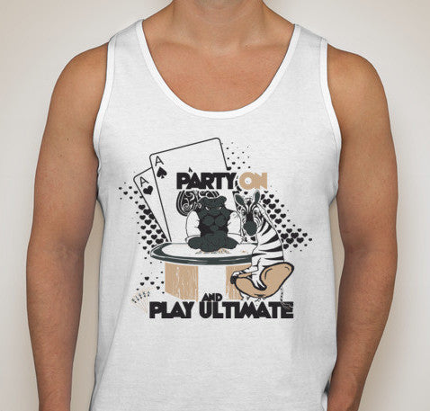 Party On and Play Ultimate Tank Top