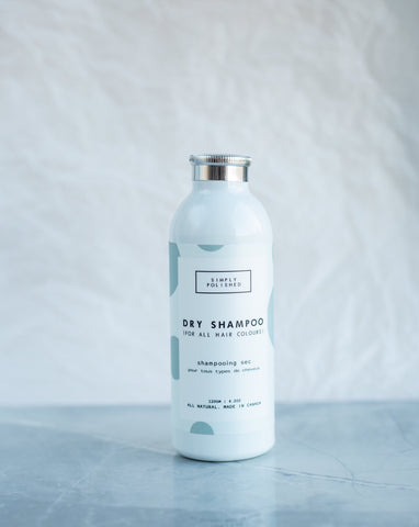 Dry shampoo - for all hair colours