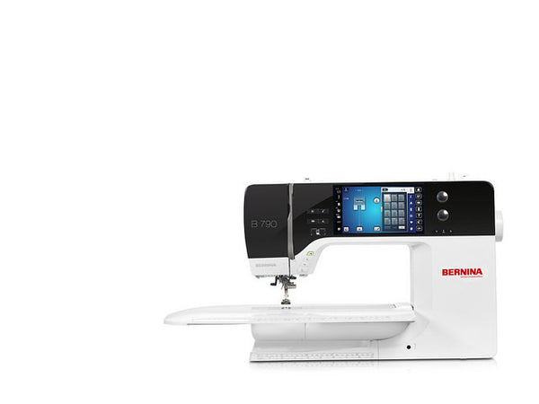 Bernina 790 E - Quilteez Ltd