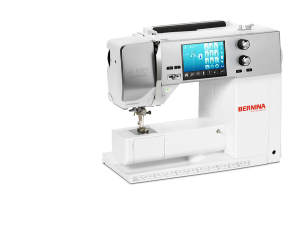Bernina 570 QE - Quilteez Ltd