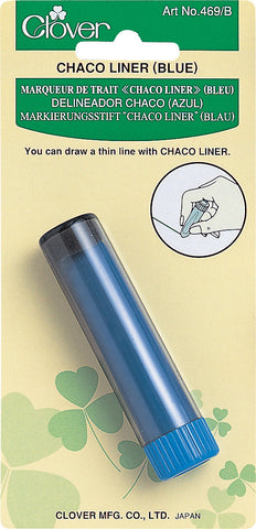 Clover Chaco liner (blue)