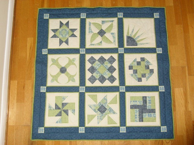 Piecing Together - A Regular Learner/Improver Class for All Levels - Quilteez Ltd