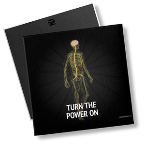 Turn the Power of Chiropractic ON