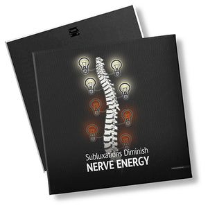 Subluxation Dimmer Switch Concept - MyChiroPractice | Chiropractic Posters