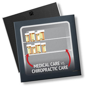 Medical Care vs Chiropractic Care