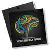 Life Grows Where Nerve Energy Flows