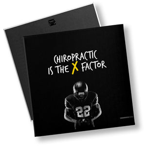 Chiropractic X Factor - Football