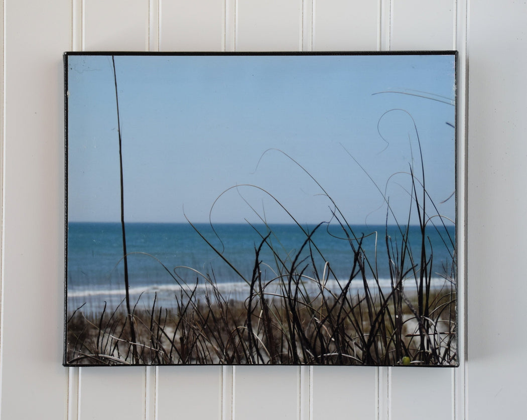 Ocean View Canvas Photo of Emerald Isle | Beach Lovers Gift