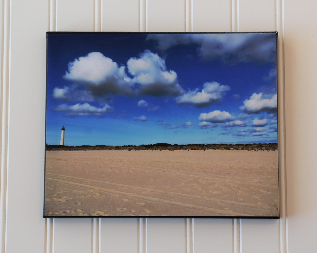 Cape May Lighthouse Canvas Photo