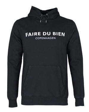 Faire Copenhagen Hoodie - Hunter Green