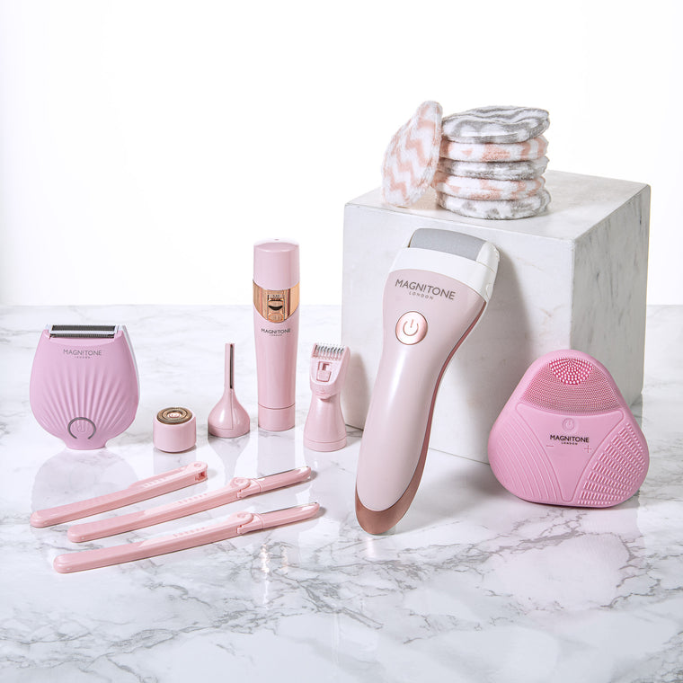 MAGNITONE London Hair Removal & Pedicare Range