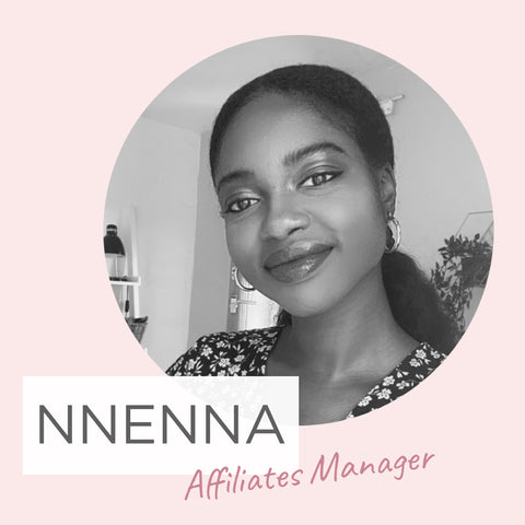 Introducing Nnenna - Affiliates Manager for MAGNITONE London
