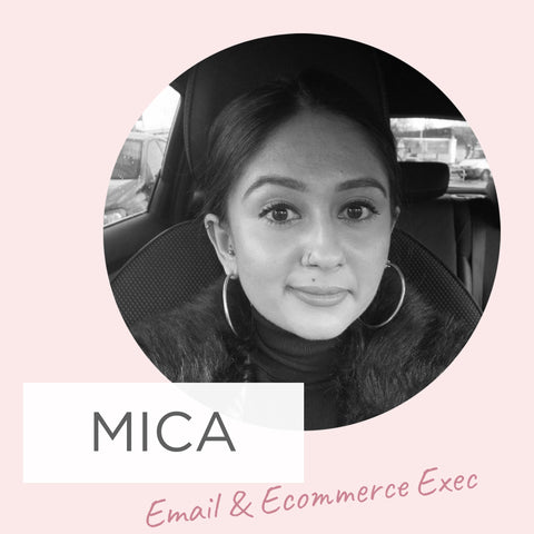 Introducing Mica - Email & Ecommerce Exec at Magnitone London