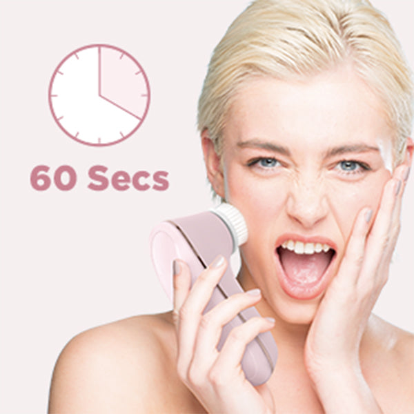 glowing skin in just 60 seconds a day