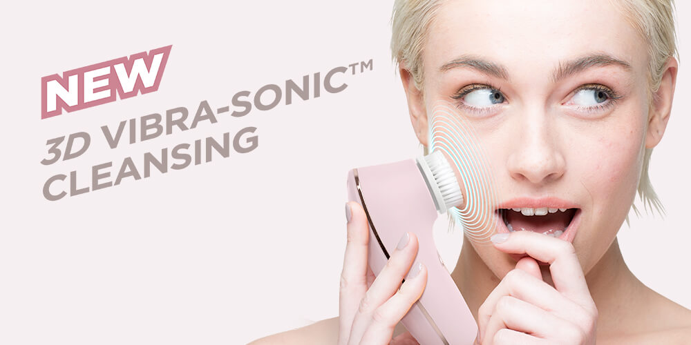 BareFaced 2 Vibra-Sonic Cleansing