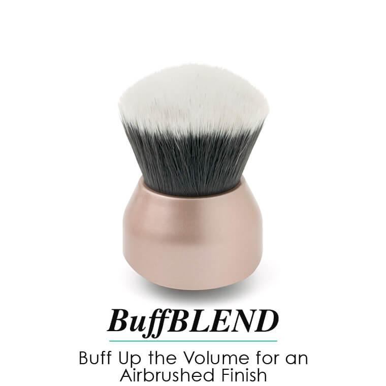 Buff Blend Replacement Head for Airbrushed finish