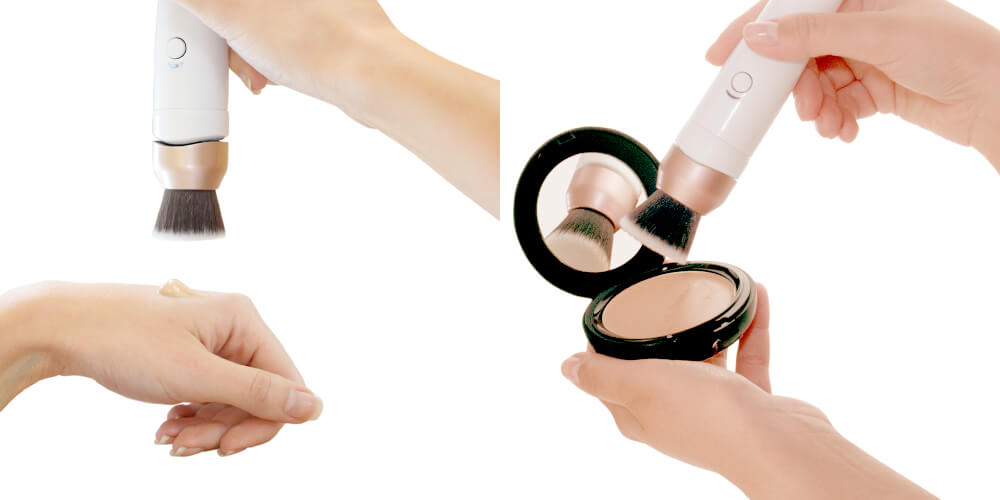 use anything from tinted moisturiser, BB cream and CC creams to primer, liquid foundation, stick foundation