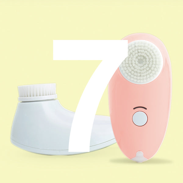 cleansing brush breakouts blemish control natural vegan
