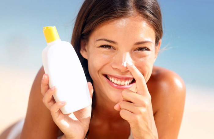 sun screen skincare skin protection skin hydration