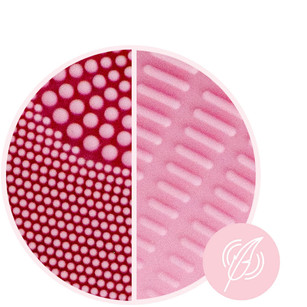 Magnitone, XOXO, Silicone cleaning brush, face brush