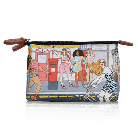 Laura Callaghan Cosmetics Bag