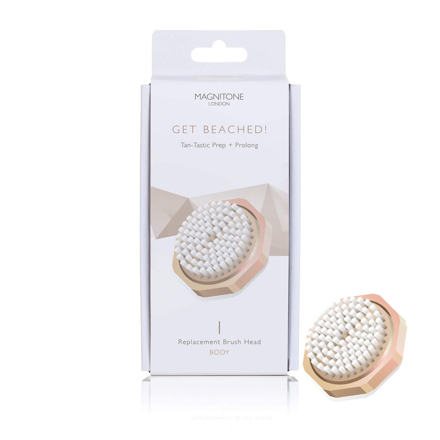 Magnitone Get Beached replacement body brush head