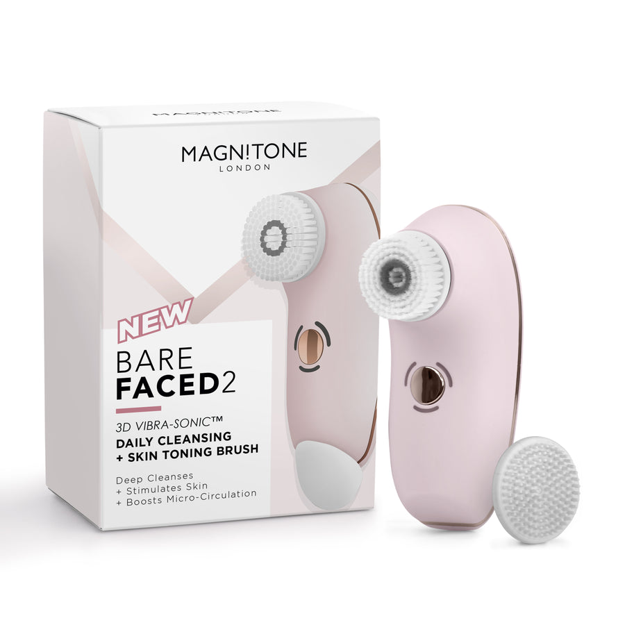 Magnitone London BareFaced2 Ultimate Cleansing Collection