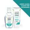 SUPERNATURALS CLEAN & NOURISHED HAND SANITISER AND MOISTURISER SET