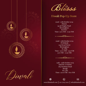 Diwali 2019 pop up!