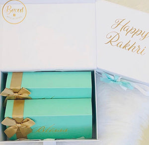 Personalised Rakhi gift box