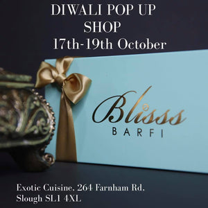 Celebrate Diwali with Blisss Barfi