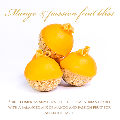 Mango Passion Fruit Bliss