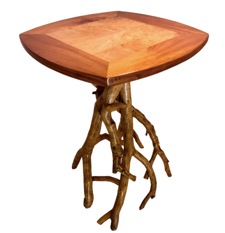 Floating Lotus High Table