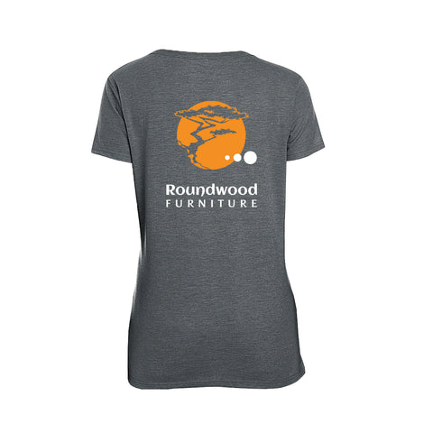 Women's Dark Gray Heather T-shirt