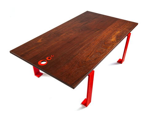 Terra Dak Red Coffee Table