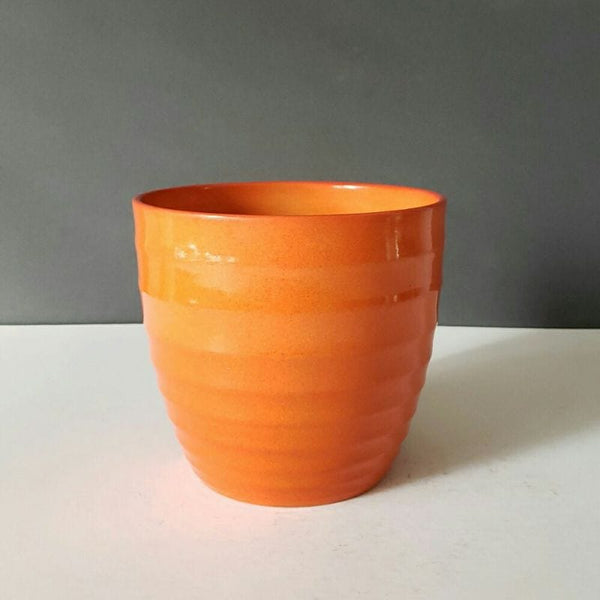 Scheurich West German Pottery Flower Pot Planter or Vase