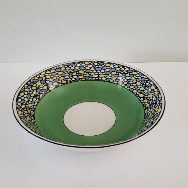 Vintage  Decorative Serving Bowl