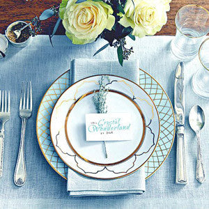 Silverware & Table Accessories - The Crystal Wonderland