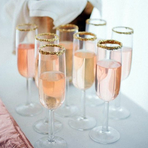 Celebration Champagne Glasses