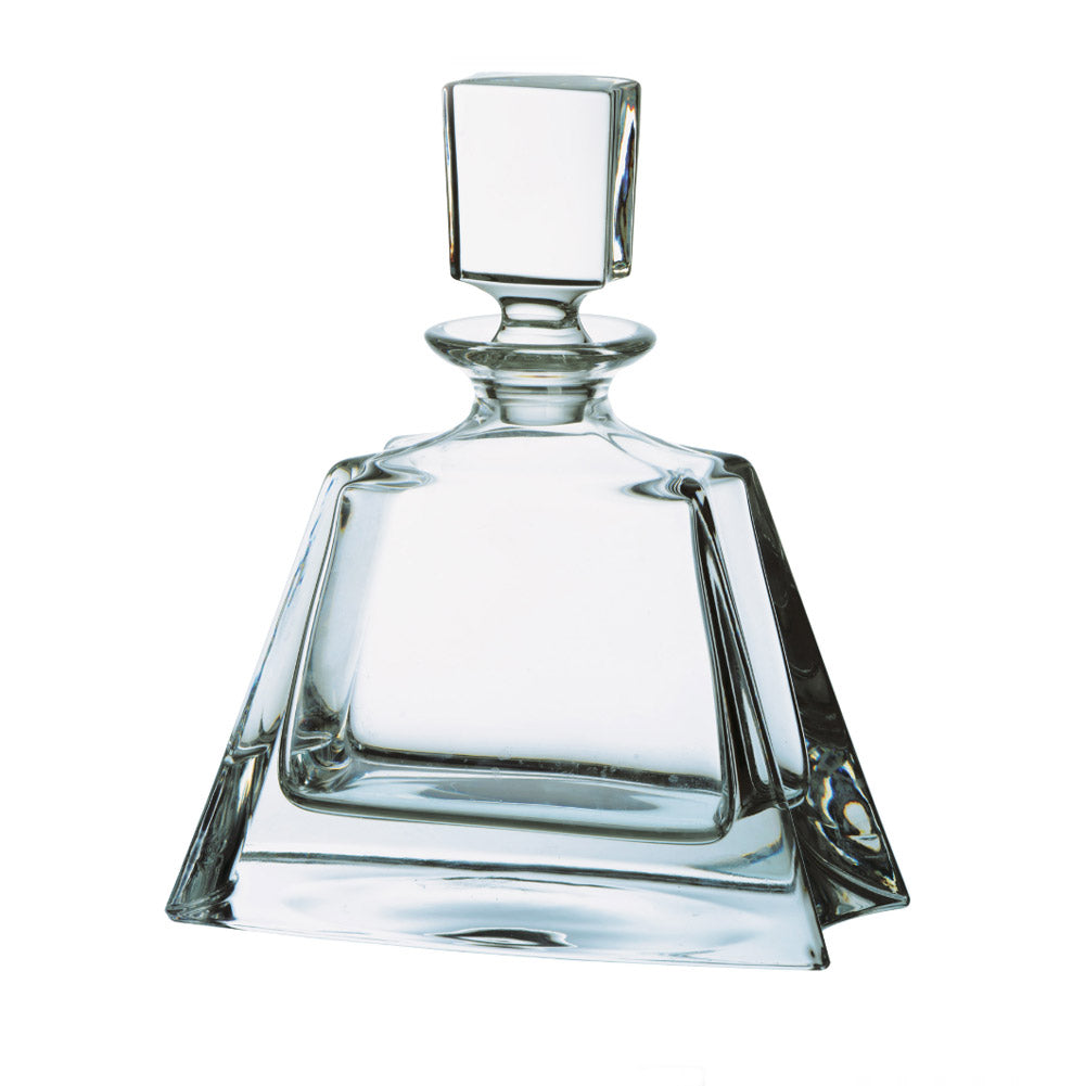 Decanters - Luke Crystal Clear Decanter - The Crystal Wonderland