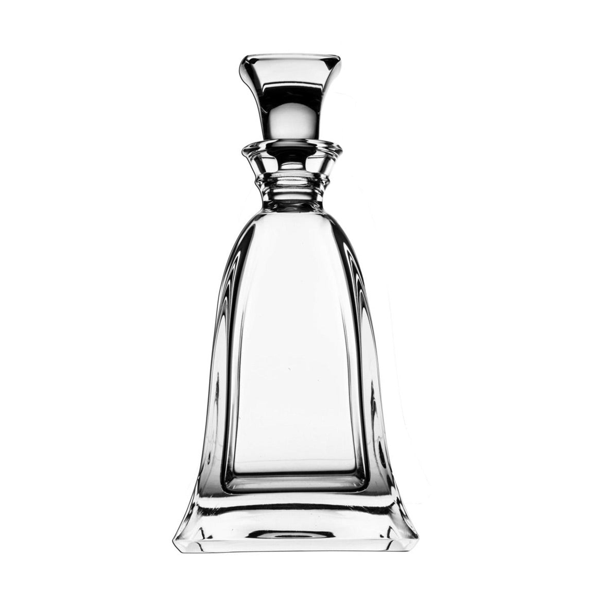 Tulip Liquor Decanter - The Crystal Wonderland