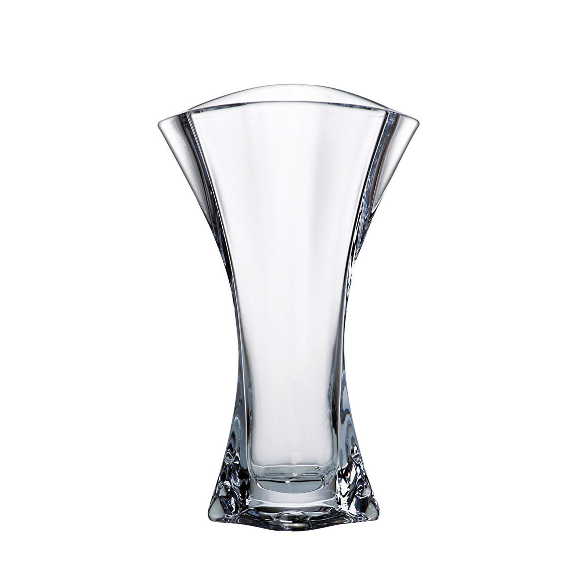 Triumph Glass Vase - The Crystal Wonderland
