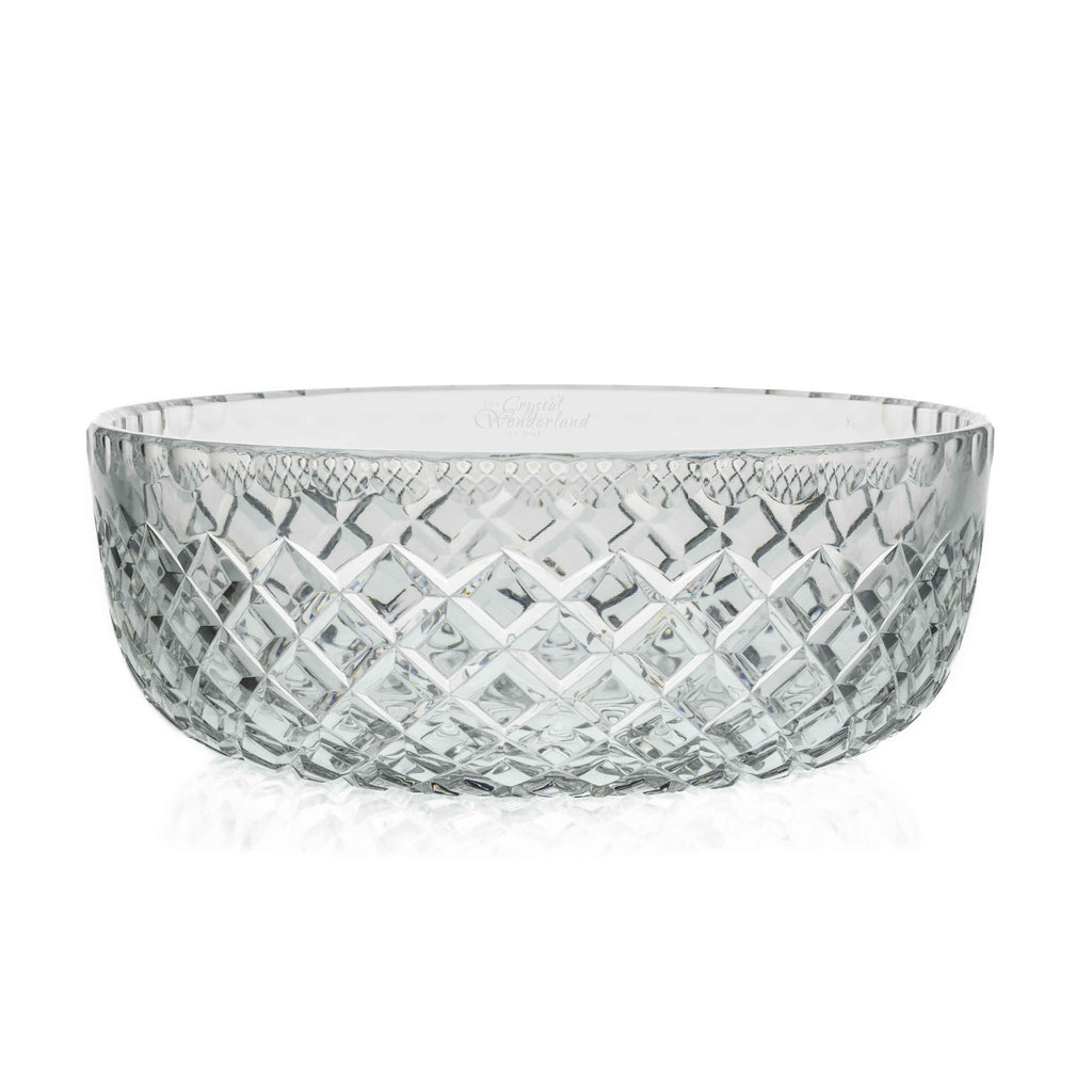 Crystal Diamond Bowl - The Crystal Wonderland
