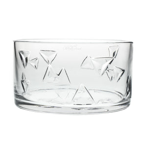 Triangle Crystal Bowl - The Crystal Wonderland