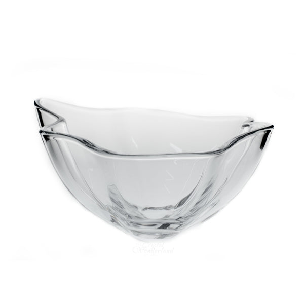 Bowls - Lava Crystal Glass Bowl
