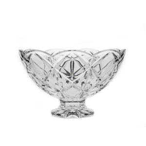 Malai Crystal Bowl Footed - The Crystal Wonderland - 2