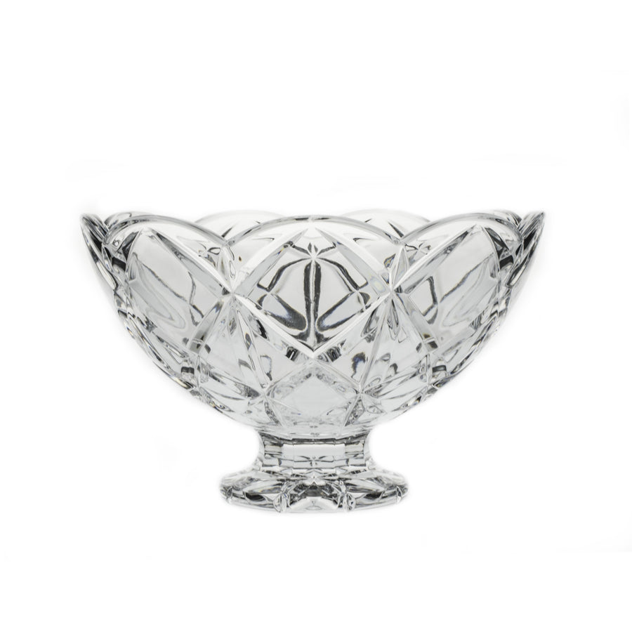 Malai Crystal Bowl Footed - The Crystal Wonderland - 1