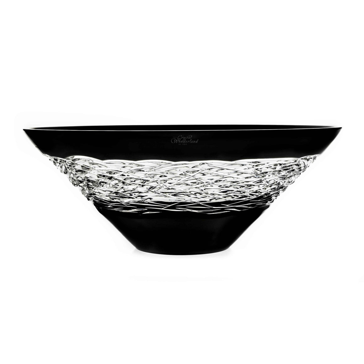 Noir Crystal Bowl - The Crystal Wonderland